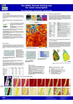 application of remote sensing in hydrology pdf